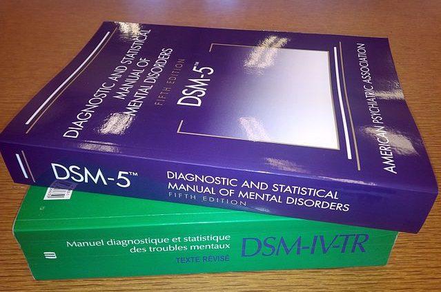 آسیب شناسی روانی بر اساس dsm-5