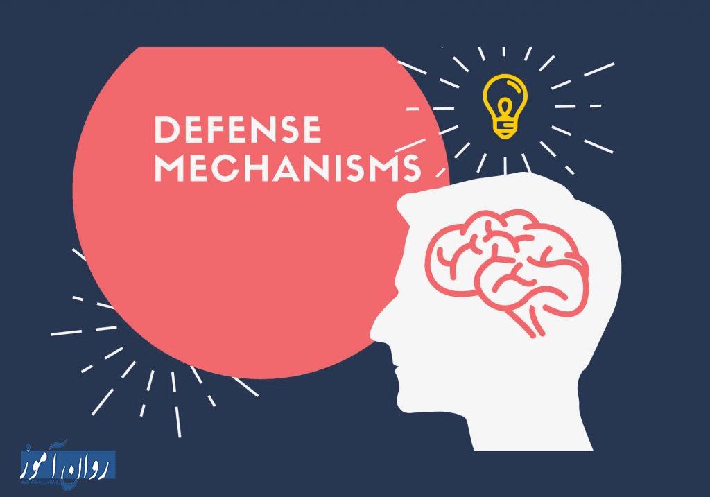 انواع مکانسیم های دفاعی